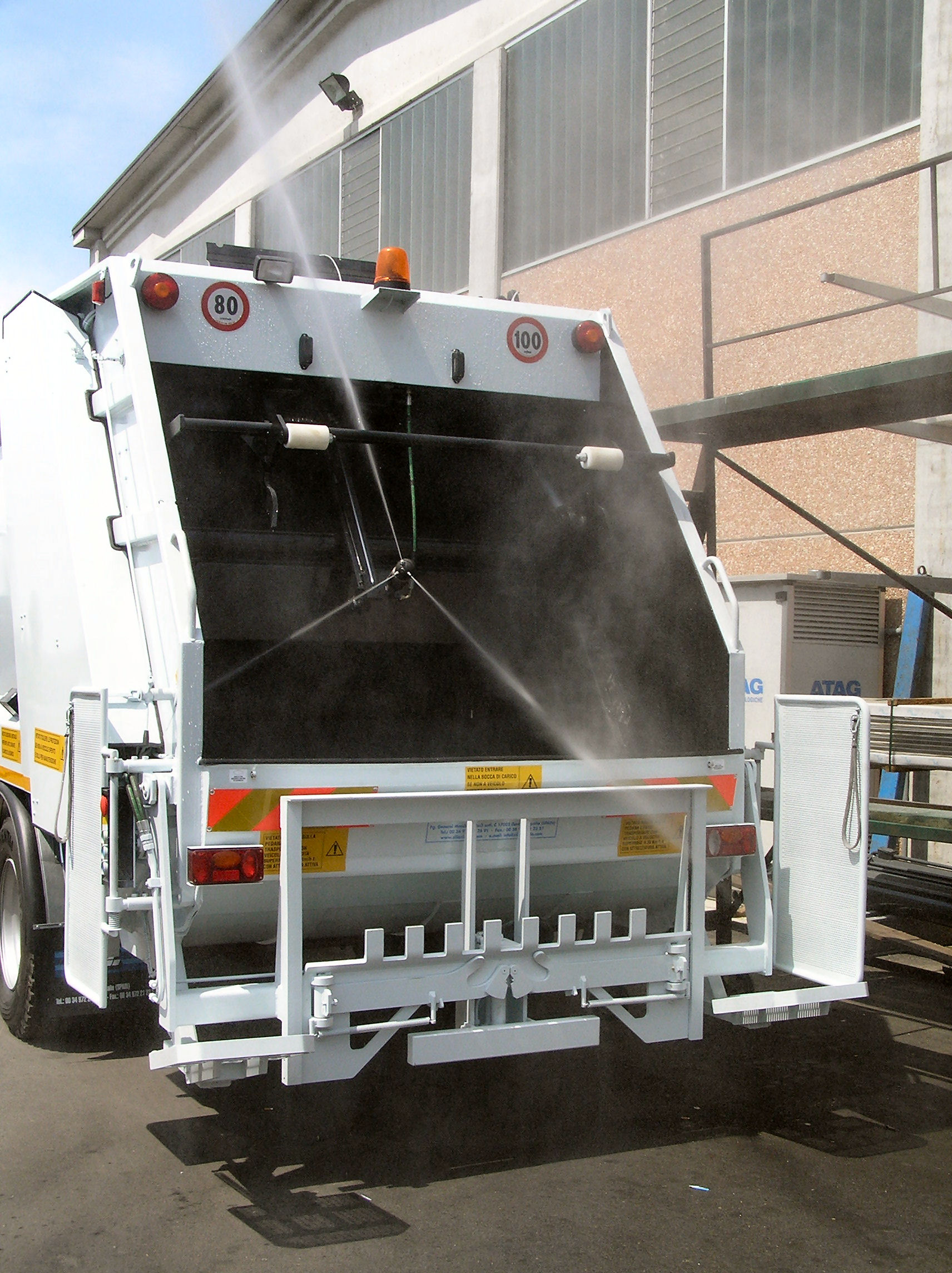 Ecopac Garbage Collector Ziliani Service S R L