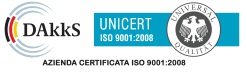 ISO 9001:2008 certification logo